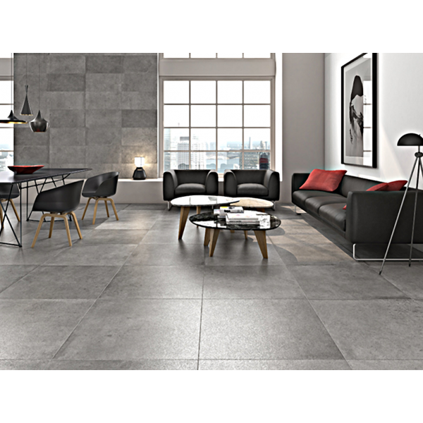 ALTAIR GREY RECTIFIED C1 TILES 37,5 CM X 75 CM