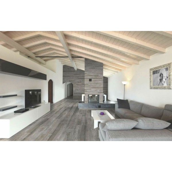 American bos grey wood effect porcelain tile