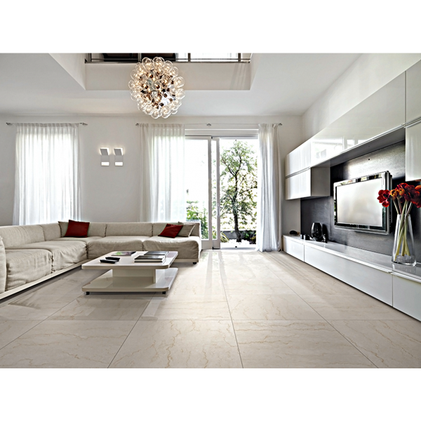 BOTTICINO RECTIFIED MARBLE PORCELAIN TILES 59 CM X 59 CM