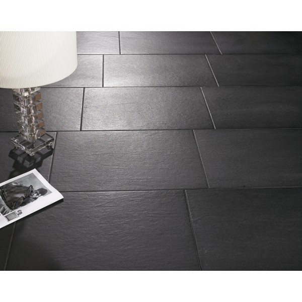 BLACKSLATE PORCELAIN TILES 40 CM x 60 CM