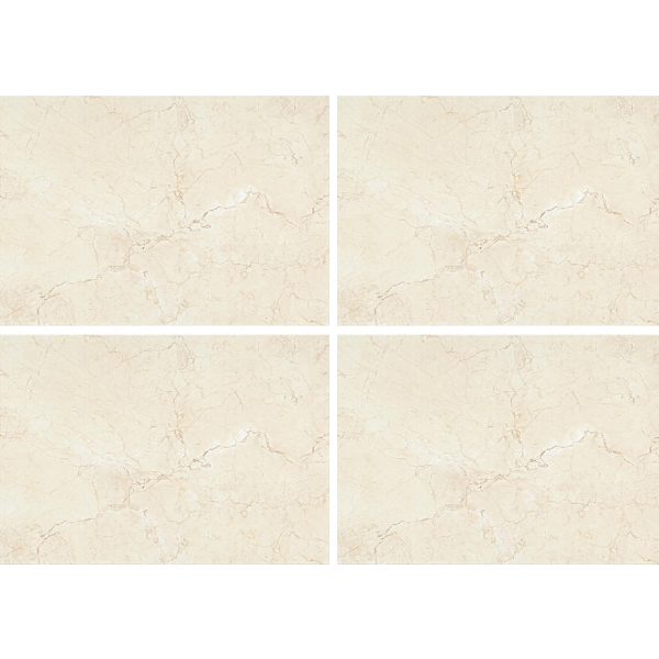 MARMOL NATURAL RECTIFIED MARBLE PORCELAIN TILES 59 CM X 59 CM