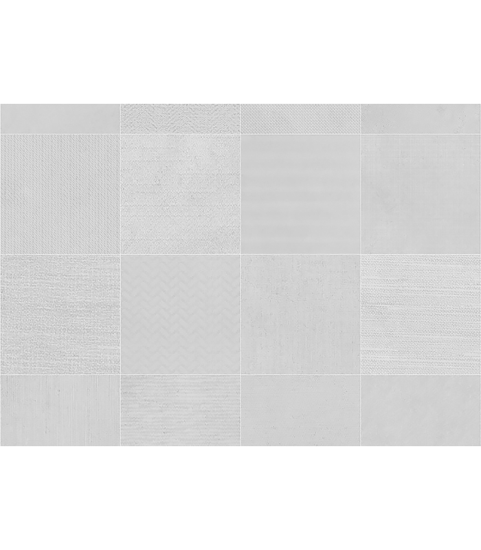 PATTERNS WHITE RECTIFIED MARBLE PORCELAIN TILES 60,5 CM x 120,5  CM